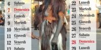 Calendario Sechi